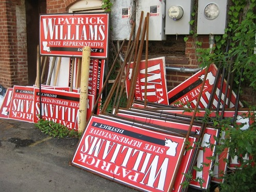 Yard Sign Tips