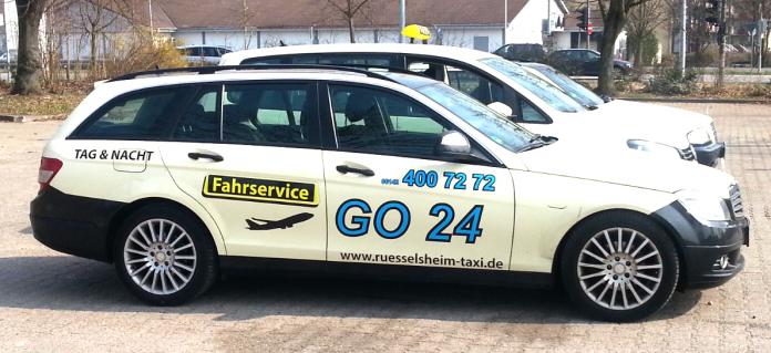 taxi ruesselsheim