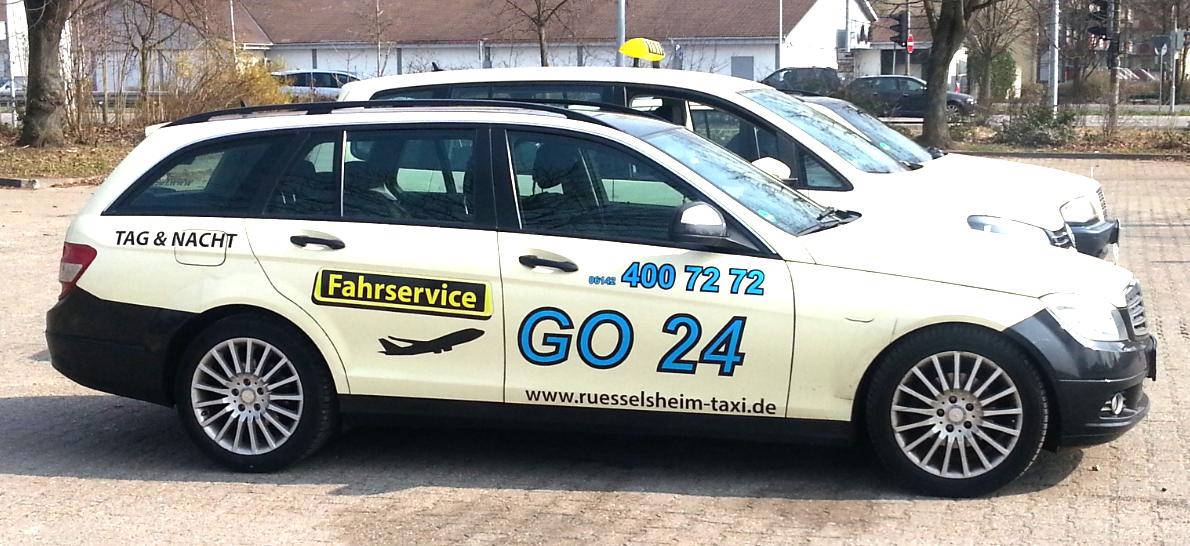 Taxi Ruesselsheim Airport Transfer